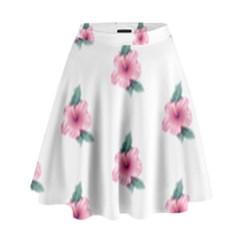 Etro Vintage Former Wallpaper High Waist Skirt