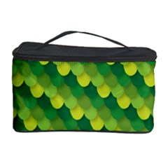 Dragon Scale Scales Pattern Cosmetic Storage Case