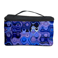 Background Texture Pattern Colorful Cosmetic Storage Case