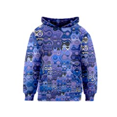 Background Texture Pattern Colorful Kids  Pullover Hoodie