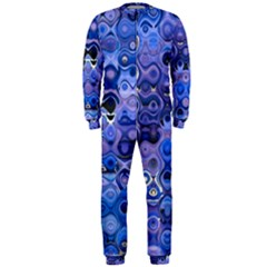 Background Texture Pattern Colorful Onepiece Jumpsuit (men)