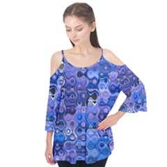 Background Texture Pattern Colorful Flutter Tees