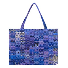 Background Texture Pattern Colorful Medium Tote Bag