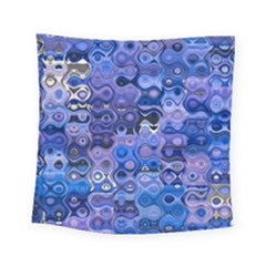 Background Texture Pattern Colorful Square Tapestry (small)