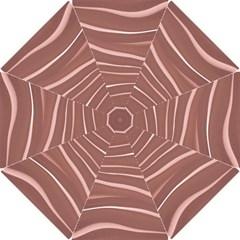 Lines Swinging Texture Background Hook Handle Umbrellas (Small)