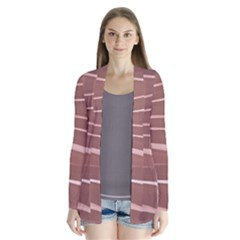 Lines Swinging Texture Background Cardigans