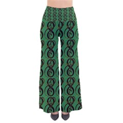 Abstract Pattern Graphic Lines Pants