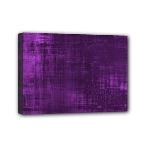 Background Wallpaper Paint Lines Mini Canvas 7  x 5
