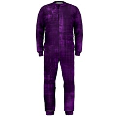 Background Wallpaper Paint Lines Onepiece Jumpsuit (men)