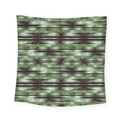 Stripes Camo Pattern Print Square Tapestry (small)