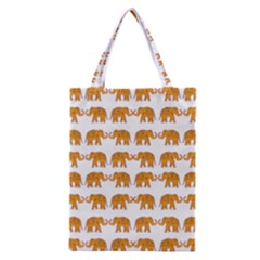 Indian elephant  Classic Tote Bag