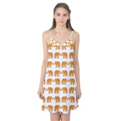 Indian elephant  Camis Nightgown