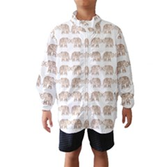Indian elephant Wind Breaker (Kids)