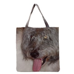 Old English Sheepdog Grocery Tote Bag