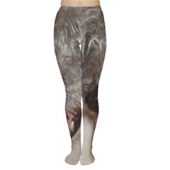 Old English Sheepdog Women s Tights