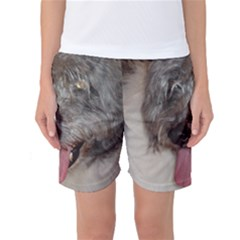 Old English Sheepdog Women s Basketball Shorts