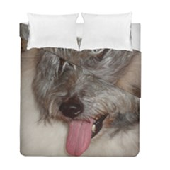 Old English Sheepdog Duvet Cover Double Side (Full/ Double Size)