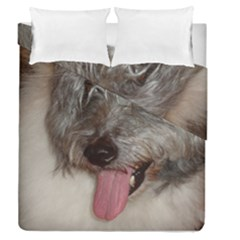 Old English Sheepdog Duvet Cover Double Side (Queen Size)