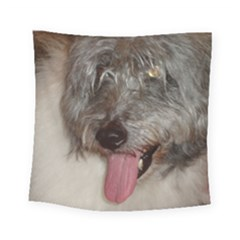 Old English Sheepdog Square Tapestry (Small)