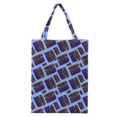Abstract Pattern Seamless Artwork Classic Tote Bag