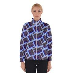 Abstract Pattern Seamless Artwork Winterwear