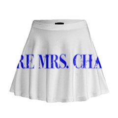 Future Mrs. Chapman Mini Flare Skirt