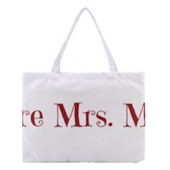 Future Mrs. Moore Medium Tote Bag