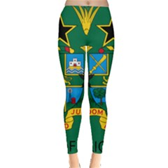 National Seal of Ghana Leggings