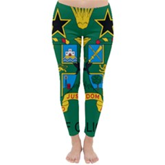 National Seal of Ghana Classic Winter Leggings