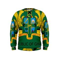 National Seal of Ghana Kids  Sweatshirt