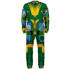 National Seal of Ghana OnePiece Jumpsuit (Men)