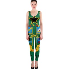 National Seal of Ghana OnePiece Catsuit