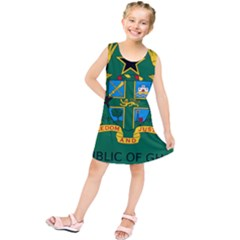 National Seal of Ghana Kids  Tunic Dress