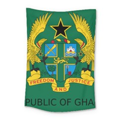 National Seal of Ghana Small Tapestry