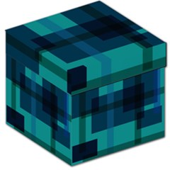Boxes Abstractly Storage Stool 12