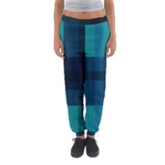 Boxes Abstractly Women s Jogger Sweatpants
