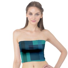 Boxes Abstractly Tube Top