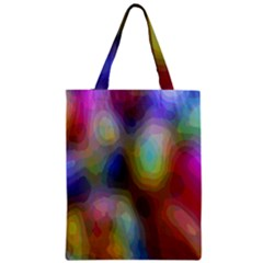 A Mix Of Colors In An Abstract Blend For A Background Classic Tote Bag