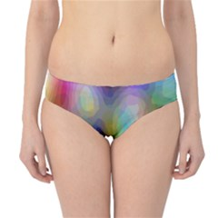 A Mix Of Colors In An Abstract Blend For A Background Hipster Bikini Bottoms