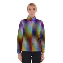 A Mix Of Colors In An Abstract Blend For A Background Winterwear