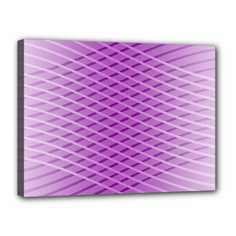 Abstract Lines Background Canvas 16  X 12