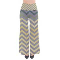 Abstract Vintage Lines Pants