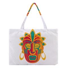 Mask Medium Tote Bag