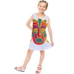 Mask Kids  Tunic Dress