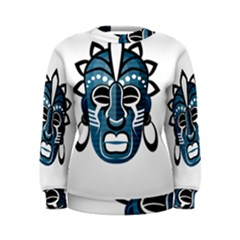 Mask Women s Sweatshirt