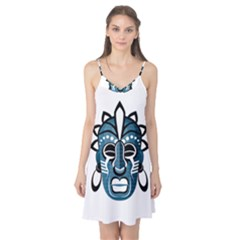 Mask Camis Nightgown