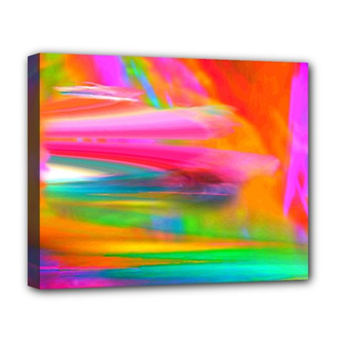 Abstract Illustration Nameless Fantasy Deluxe Canvas 20  X 16