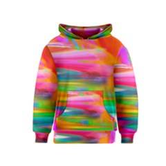 Abstract Illustration Nameless Fantasy Kids  Pullover Hoodie