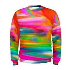 Abstract Illustration Nameless Fantasy Men s Sweatshirt