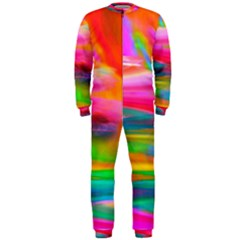 Abstract Illustration Nameless Fantasy Onepiece Jumpsuit (men)